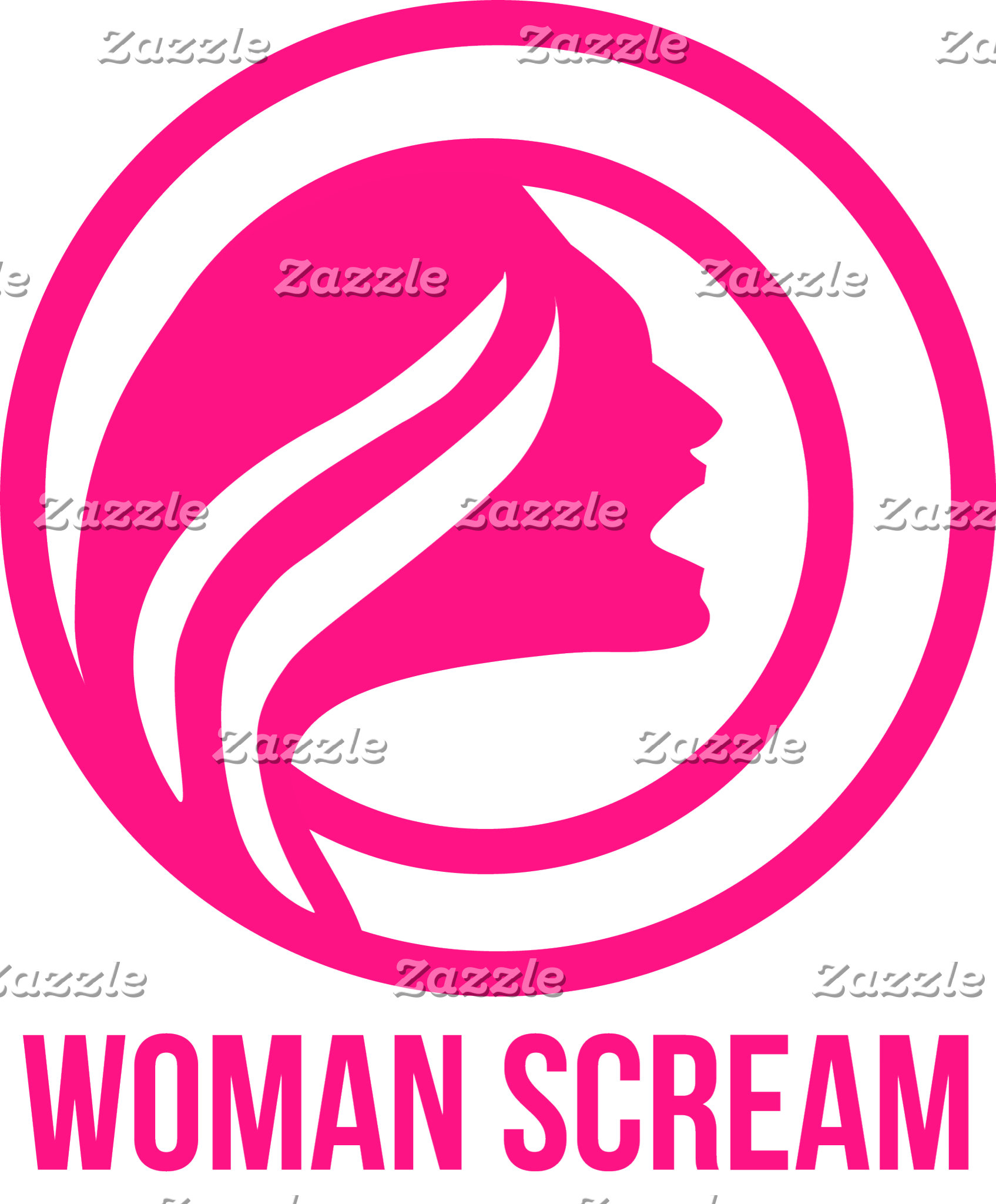 Woman Scream
