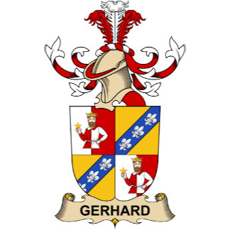 Gerhard Coat of Arms