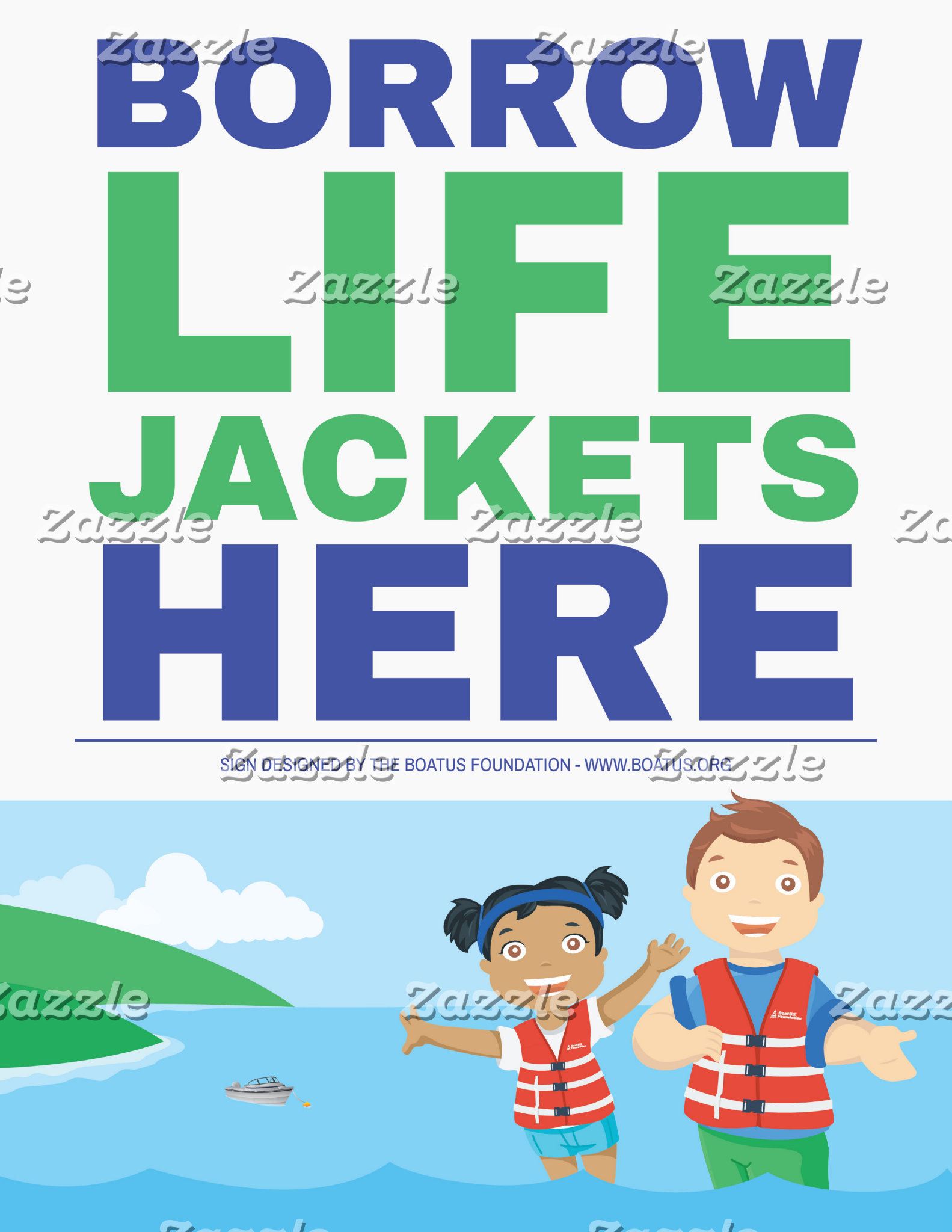 Life Jacket Loaner
