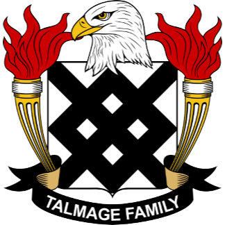 Talmage Coat of Arms