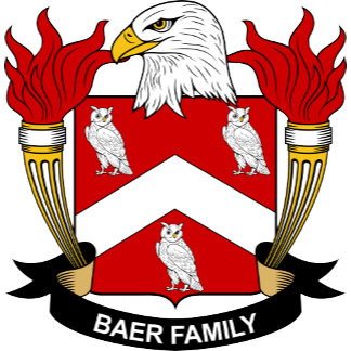Baer Coat of Arms
