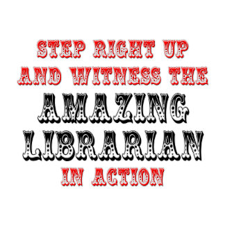 Amazing Librarian In Action