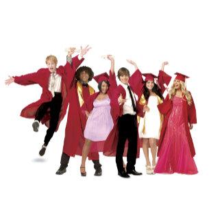 High School Musical 3 Graduation Photo