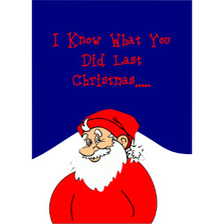 Humorous or Cute Christmas Cards