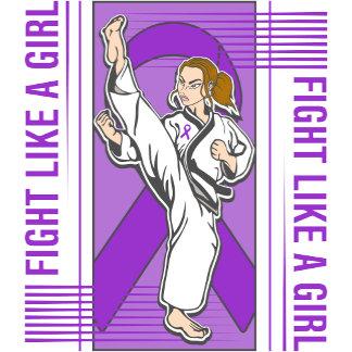 Epilepsy Fight Like A Girl Kick