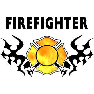 Firefighter Logo Tattoo