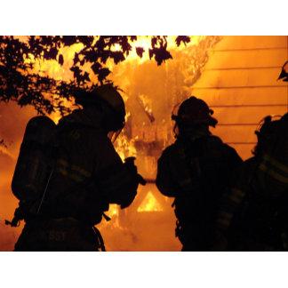 Fires Firefighter Team