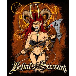 Belial's Servant