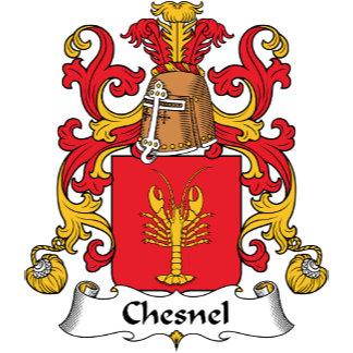 Chesnel Family Crest