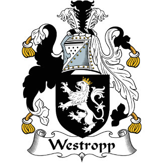 Westropp Coat of Arms