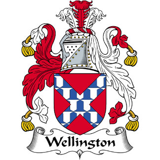 Wellington Family Crest