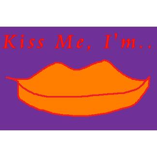 KISS ME, I'M ...