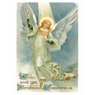 Angel ~ To Wish You Christmas Happiness