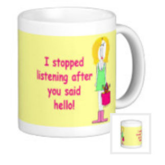 Mugs and Other Crabby Drinking Stuff
