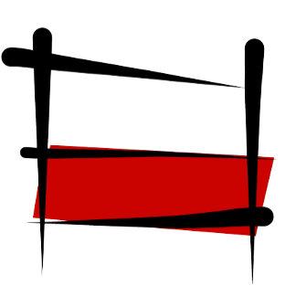 Poland Brush Flags