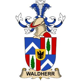 Waldherr Family Crest