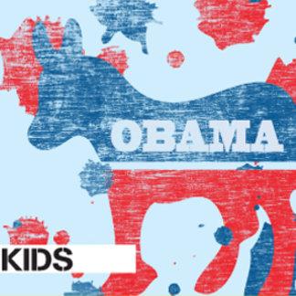 Obama 2012 Kids Shirts