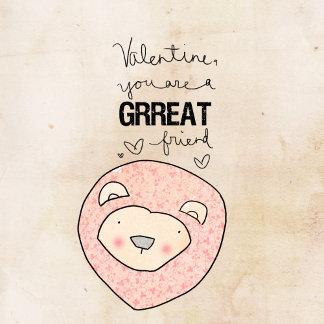 Valentine | Lion