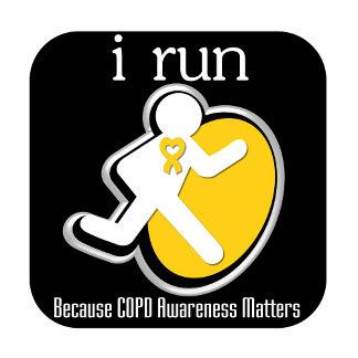 i Run Because COPD Awareness Matters