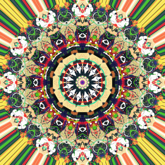 Ornate Mandala Design