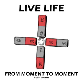 Live Life From Moment To Moment