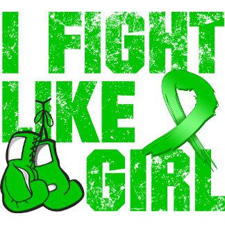 Neurofibromatosis I Fight Like A Girl (Grunge)