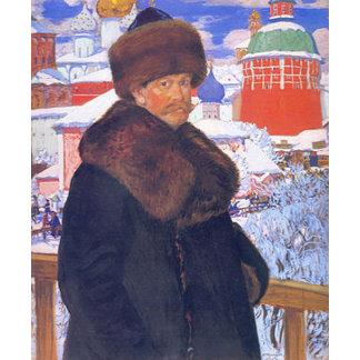 BORIS KUSTODIEV ART