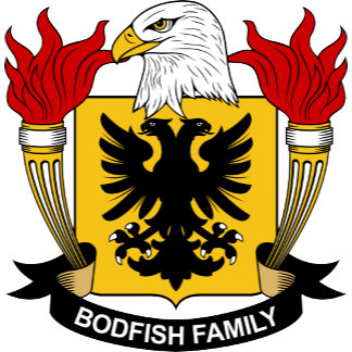Bodfish Coat of Arms