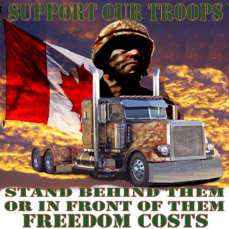 Support Canadian Troops