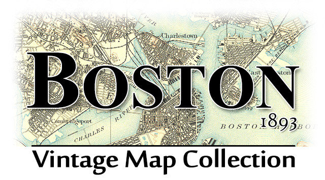 Vintage Map Collection