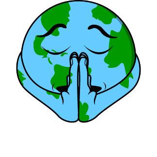 Praying Earth