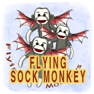 Flying Sock Monkeys