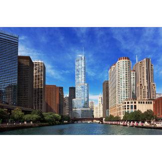 City - Chicago IL - Trump Tower
