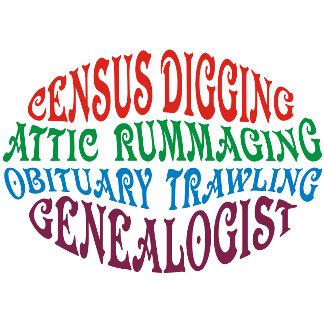 Census Digging Genealogist
