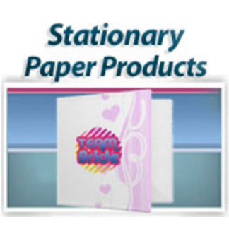 Stationary Paper Products