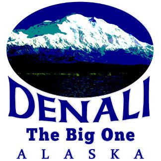 DENALI Mountain The Big One Alaska