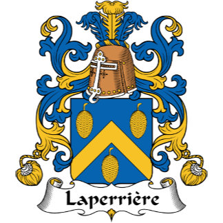 Laperriere Family Crest