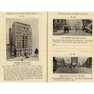 79496 Hotel Wolcott Broadway at 31st & 42nd