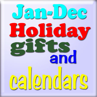 Holiday Gifts, Cards and Calendars
