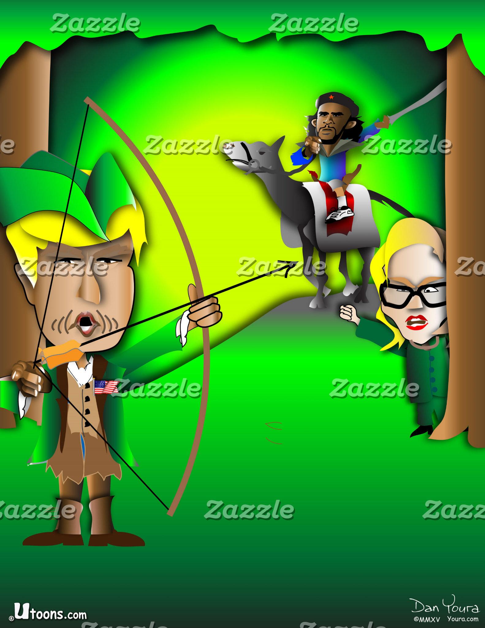 The Donald Robin Hood