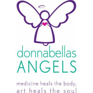 DonnaBellas Angels Logo