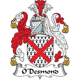 O'Desmond Coat of Arms