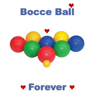 Bocce Ball Forever