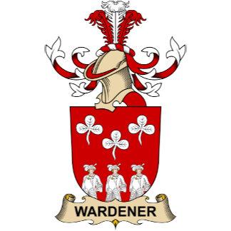 Wardener Family Crest