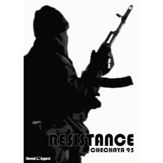 Resistance Chechnya 95