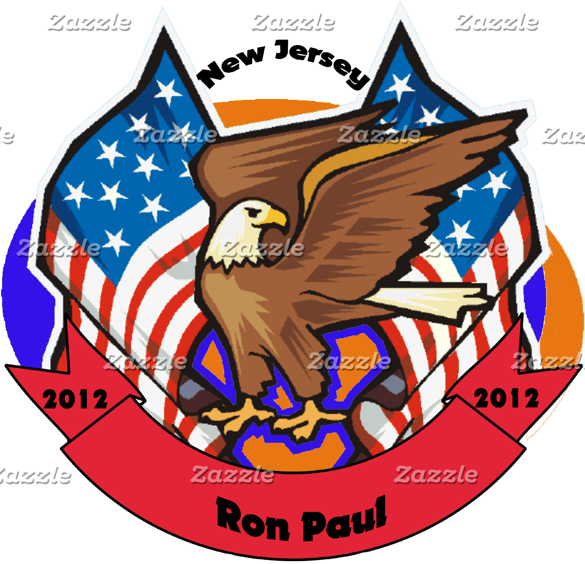 New Jersey for Ron Paul