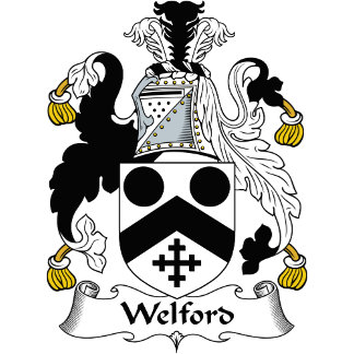 Welford Family Crest