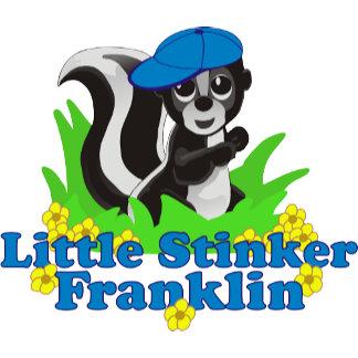 Little Stinker Franklin Personalized