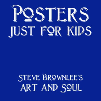Posters Just for Kids