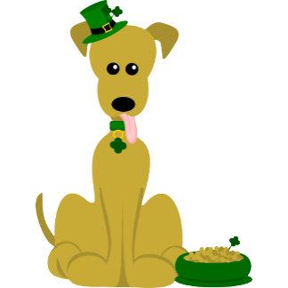 Great Dane's Love St.Patrick's Day!
